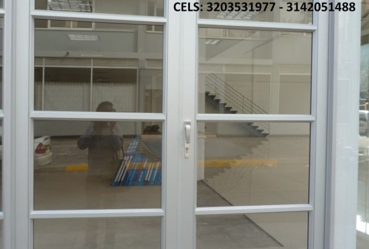 Puertas y ventanas en vidrio (12) peq