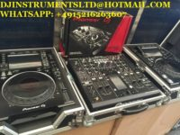 2x Pioneer CDJ-2000NXS2 + DJM-900NXS2 + cases + RMX 1000 Edit Djistru